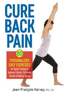 cure back pain cover