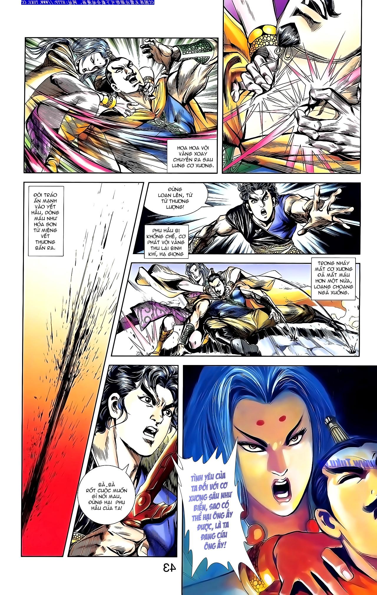 Cơ Phát Khai Chu Bản chapter 144 trang 4