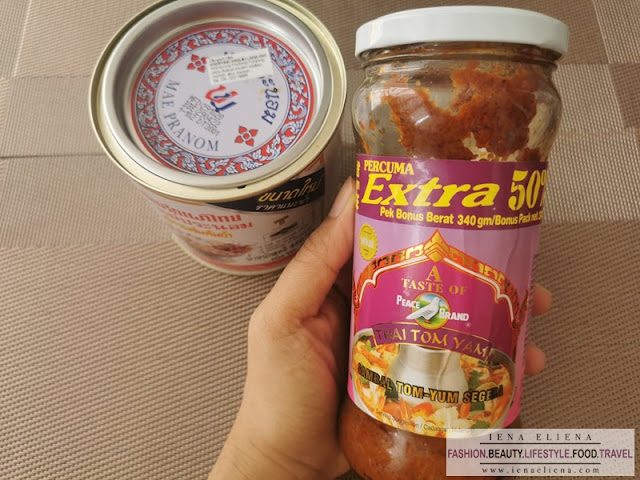 Peace Brand Thai Tom Yum Paste