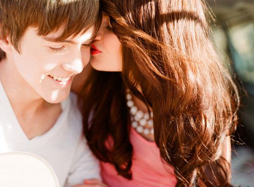 Cute Romantic Couple Whatsapp DP Profile Picture