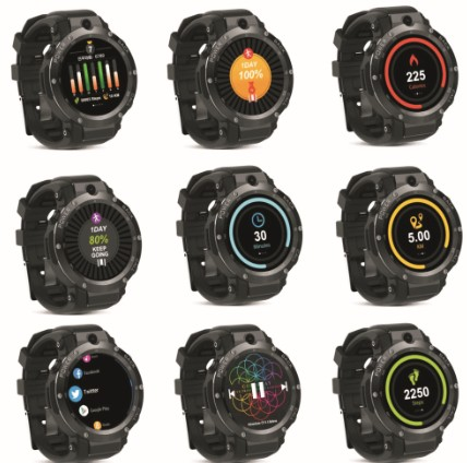 Zeblaze Wristbands/Watches: Thor Series Android Smartwatch - Specs: 1.39-Inch TouchScreen, 16GB/2GB Memory, Cam, HR Monitor, WIFI/Bluetooth, Speaker, Mic