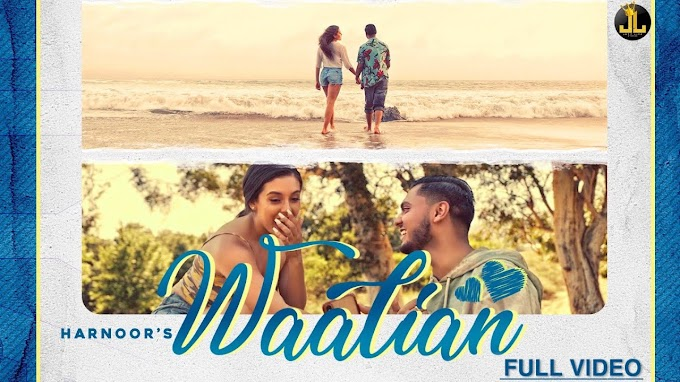 WAALIAN SONG LYRICS - HARNOOR