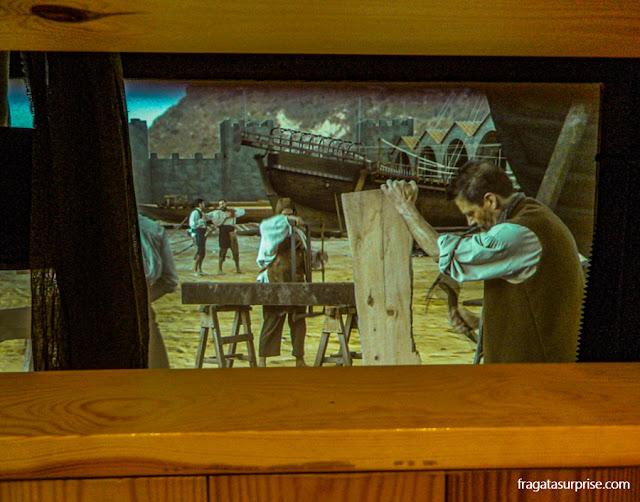 Vídeo mostra o trabalho nos Estaleiros Reais de Barcelona na Idade Média