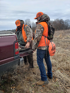 Illinois Deer Season Hunters