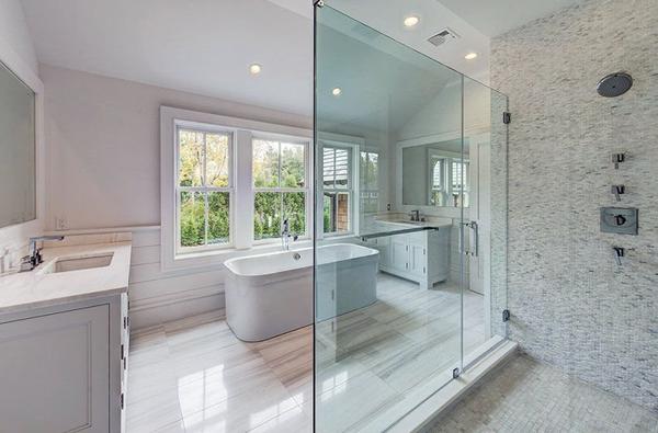 Nhu cầu tìm vách kính nhà tắm nhỏ hiện nay