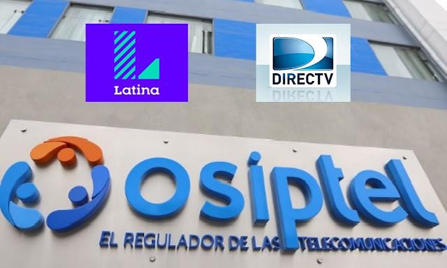 Osiptel sanciona a DirecTV y Latina con dos millones de dolares