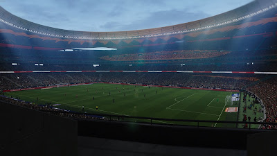 PES 2021 Stadium Wanda Metropolitano