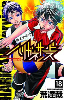 Harigane Service Manga