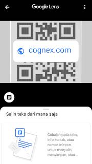 cara scan qr code dari galeri