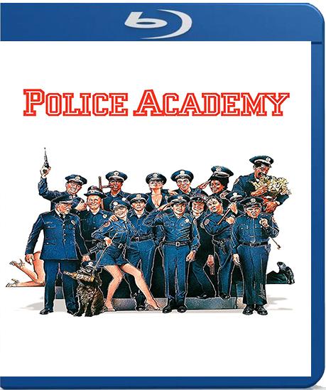 Police Academy [1984] [BD25] [Latino – Castellano]