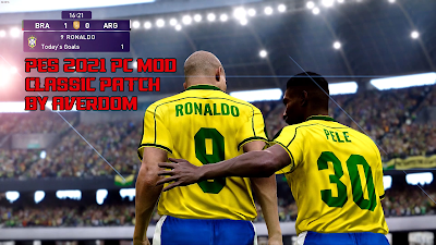 PES 2021 Classic Patch by Averdom