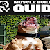 The 30 Day Guide: Dog Muscle Building Workouts #infographic