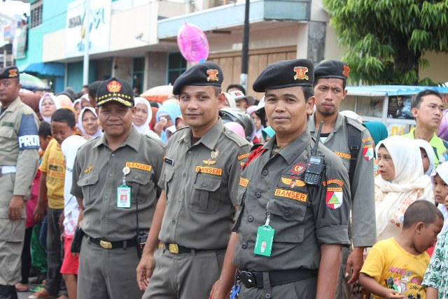 Banser Amankan Pengajian dan Kegiatan Warga tiap Hari tanpa Gaji, Demi Kyai dan NKRI