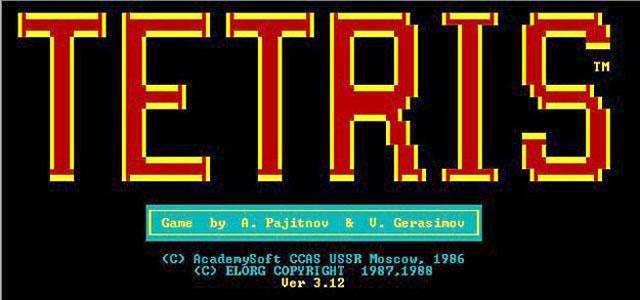 Tetris-1985