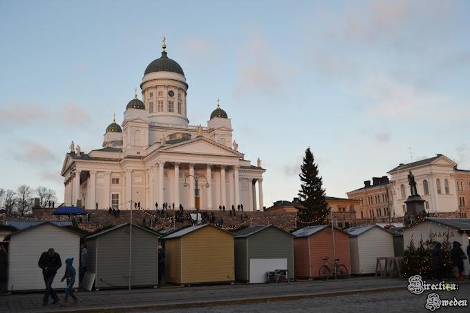 Przedświąteczne Helsinki