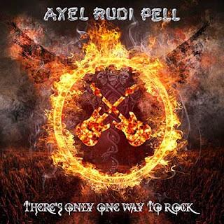 """Το single του Axel Rudi Pell """"There's Only One Way To Rock"""""""
