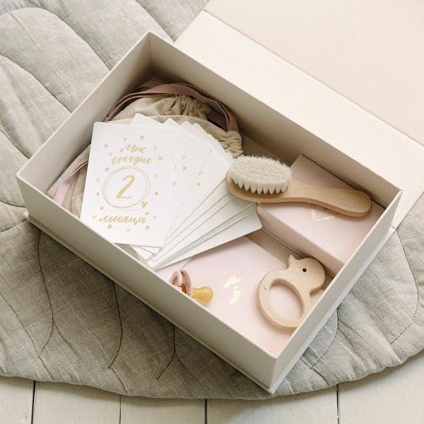 Набор для новорожденных MY BABY BOX