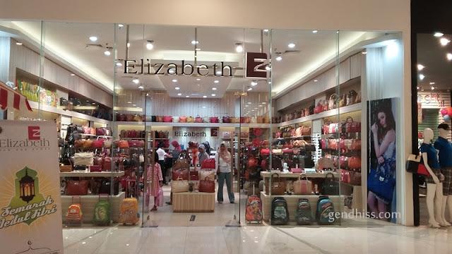 Toko di Borneo City Mall