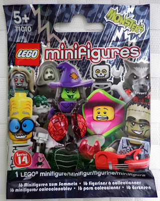 Minifigures Series 14: Monsters [71010]
