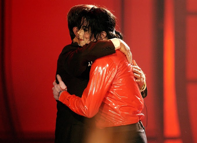 Michael Jackson American Bandstands 50th Anniversary 2002