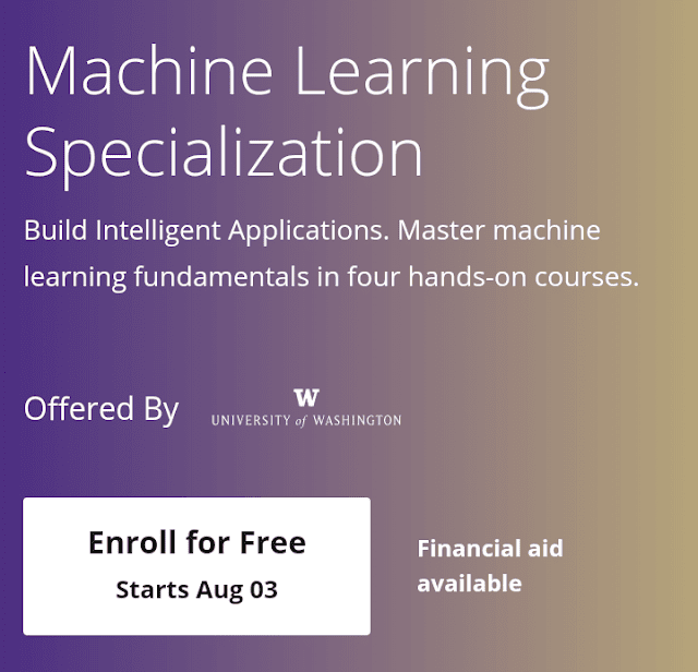 best course for machine learning in python, best machine learning course in coursera, best machine learning course online for beginners