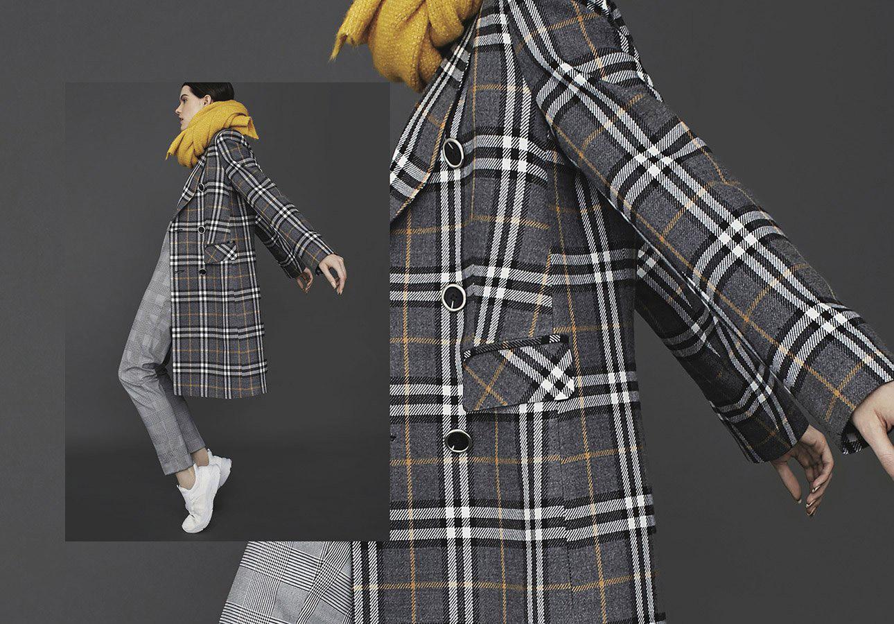 Tapados invierno 2020 ropa de moda 2020 moda invierno 2020.