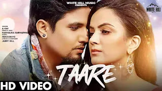 Checkout New  Punjabi song Taare lyrics penned by Jabby Gill and sung by Akay.