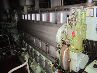 Power plant fuel consumption, Power plant engineer, Jobs, used, second hand, HZ, RPM,