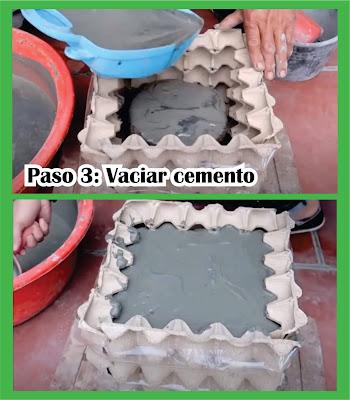 maceta de cemento paso a paso 3