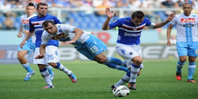 mendatang akan diselenggarakan pertandingan Serie A pada pekan ke  Prediksi Sampdoria Vs Napoli, Italian Serie A