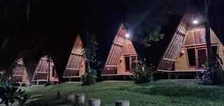 Saung Kiray Sadang Cibaliung Pandeglang Yang Eksotis
