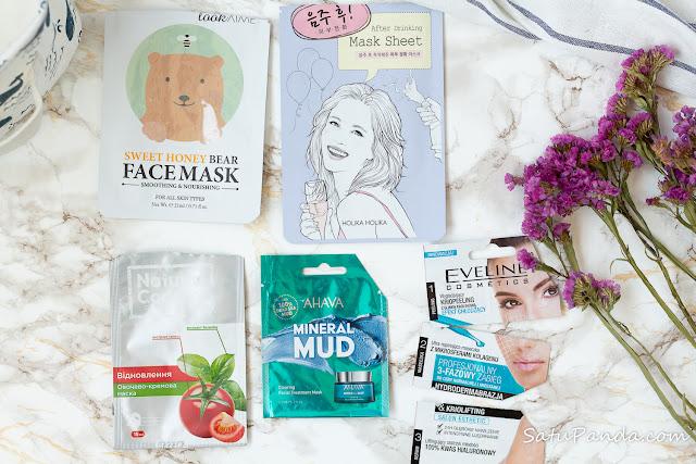 пустые баночки август маски для лица