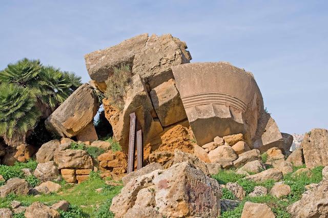Świątynia Zeusa Olimpijskiego, Dolina Świątyń Sycylia
