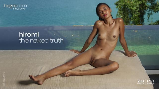339235 [Art] Hiromi - The Naked Truth