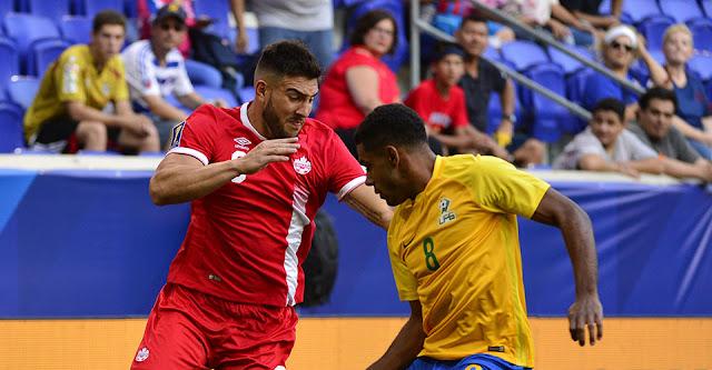 Canadá derrotó 4-2 a Guyana Francesa en el partido inaugural de la Copa de Oro 2017