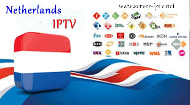 Netherlands IPTV M3U  Unlimited Free IPTV Netherlands 2020