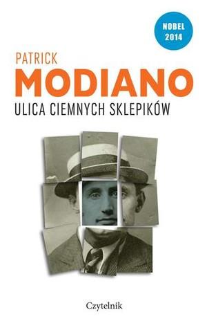 """Melancholijna opowieść o poszukiwaniu własnej tożsamości. Recenzja """"Ulicy ciemnych sklepików"""". Patricka Modiano."""