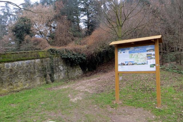 sentiero del giubileo abbazia di praglia