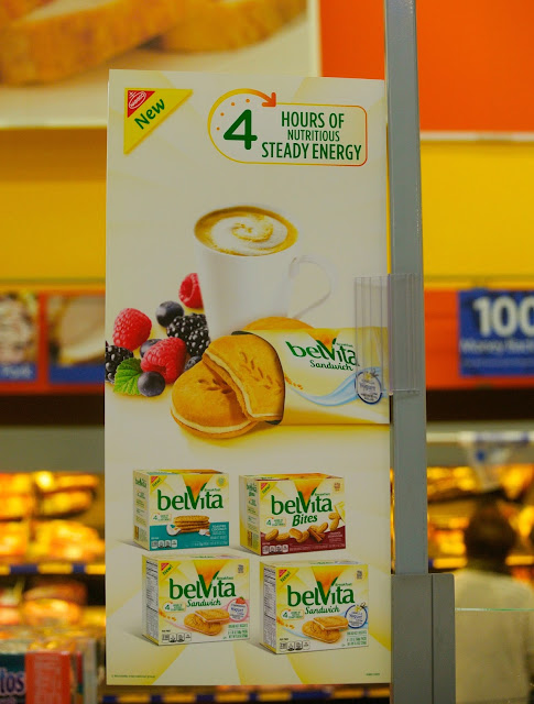 belVita, Nutritious Energy, Save