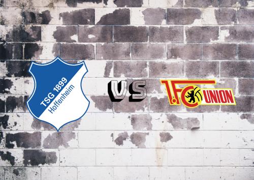 Hoffenheim vs Union Berlin  Resumen