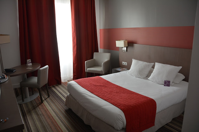 Mercure City Centre Bordeaux room
