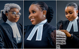 Nigerian lady wins big as she becomes best graduating student in corporate law