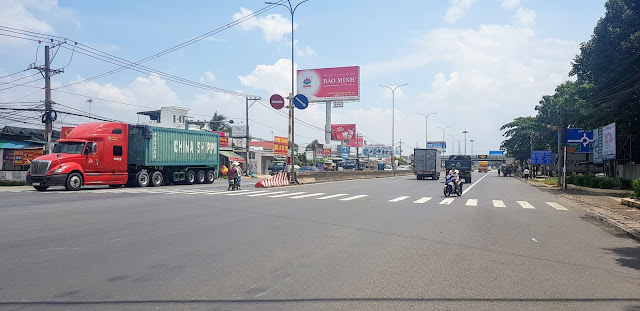Đất mặt tiền quốc lộ 51, ngay UBND xã Long An, cách ngã tư cầu vượt cao tốc Hồ Chí Minh – Long Thành khoảng 400m
