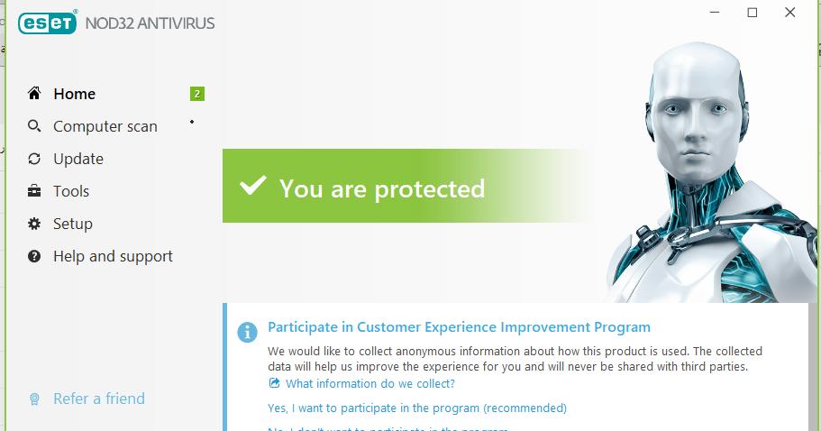 ESET Nod32 Antivirus license key valid 2021 | امن ...