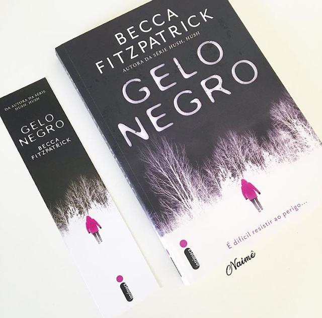 Gelo Negro: É difícil resistir ao perigo... - Becca Fitzpatrick