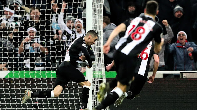 Newcastle United vs Crystal Palace Highlights