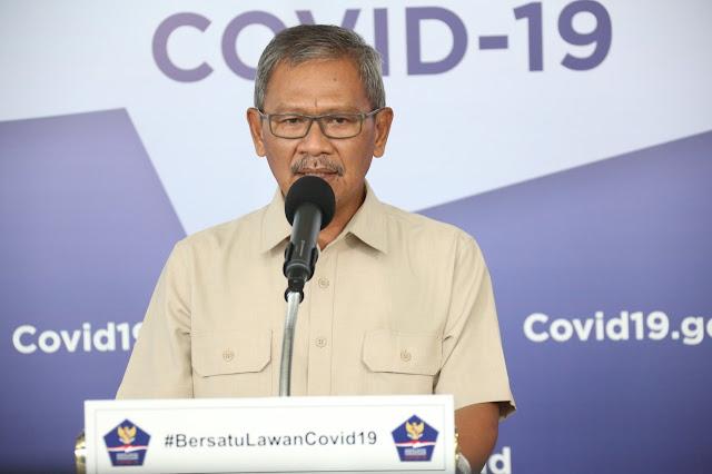 COVID-19 Dapat Dicegah Dengan Disiplin dan Gotong Royong