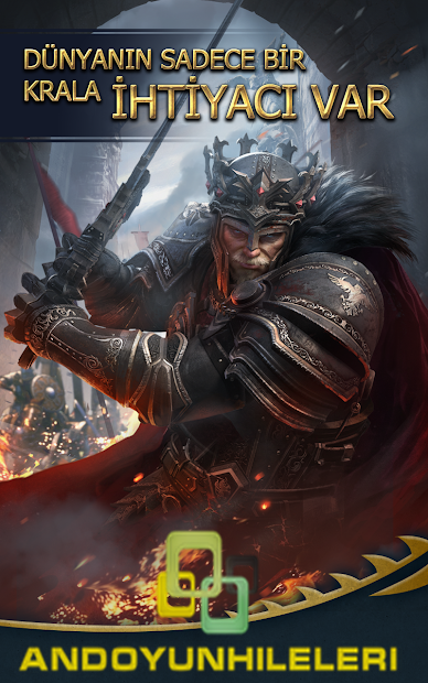 Clash of Kings Para Hileli APK v4.36.0