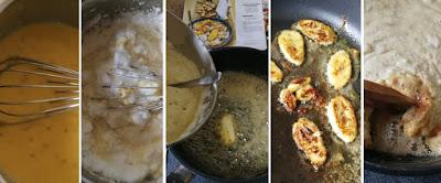 Zubereitung Bananenschmarrn (Murks)