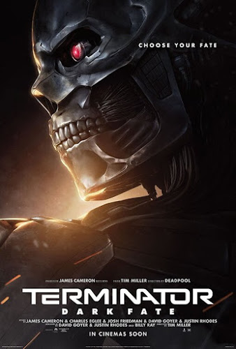 Terminator: Dark Fate (Web-DL 720p Dual Latino/Ingles) (2019)